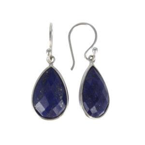 Coby van den Bor - Earrings Lapis Lazuli 615