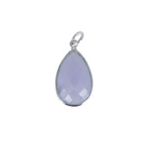 Coby van den Bor - Pendant Blue Lace Agate pg09