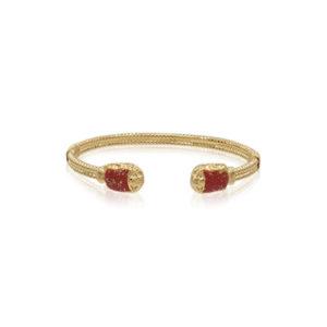 Gas Bijoux - Bracelet Duality Coral