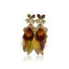 Gas Bijoux - Earrings Feather Fall