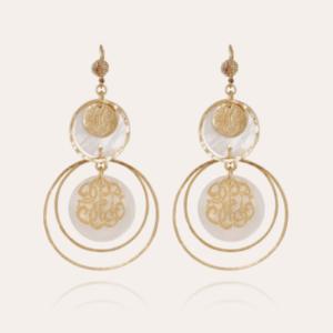 Gas Bijoux - Earrings Idylle