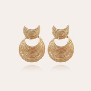 Gas Bijoux - Earrings Luna Wave Mini