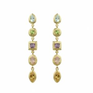 Sputnik Jewelry - Earrings Amazing Hanna
