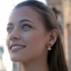 Sputnik Jewelry - Earrings Sweetie model