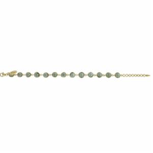 Sputnik Jewelry - Bracelet Green Amethist