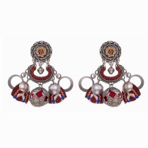 Ayala Bar - Hip Earrings H1558