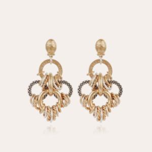 Gas Bijoux - Earrings Maranzana Bicolor