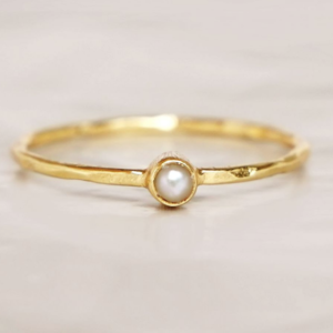 Muja Juma - Ring 4257GB17 Pearl