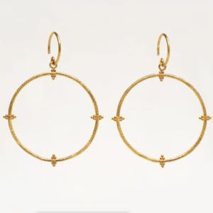 Muja Juma - Earrings 1693GB
