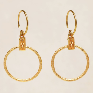 Muja Juma - Earrings 1723GB
